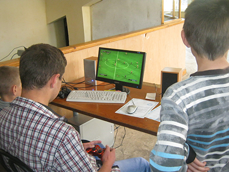 Вiртуальний футбольнi баталiї