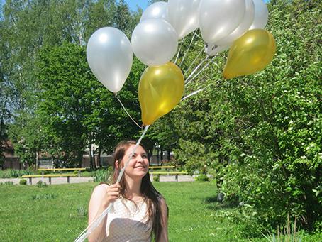 Софiя Коверняга  -щаслива юнiсть